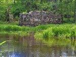 Чирино (Витеб. р-н), водяная мельница /сохр. частично/, кон. XIX-нач. XX вв.