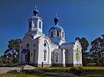 Чижевщина, церковь св. Владимира, 1891-94 гг.