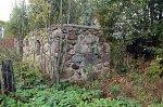Чухны, усадьба (?): хозпостройки (руины), XIX-1-я пол. XX вв.?