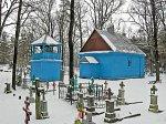 Цмень, церковь Успенская (дерев.), кон. XVIII-нач. XIX вв.