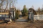 Дарево, кладбище католическое:  брама, XIX-1-я пол. XX вв.