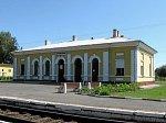 Дашковка, железнодорожная станция, 1-я пол. XX в.