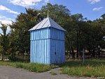 Давид-Городок, церковь св. Георгия: колокольня (дерев.), XIX в.?