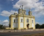 Деречин, церковь Спасо-Преображенская, 1854-65 гг.