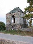 Дикушки, церковь: колокольня, XIX в.