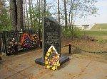 Добруш, братская могила солдат 1-й мировой войны, 1918 г.