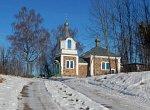Довбени, церковь Спасо-Преображенская, 1869 г.