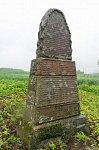 Дрогобылье, кладбище солдат 1-й мировой войны: памятник немецким и русским солдатам, 1916-17 гг.