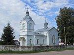 Дворец (Дятлов. р-н), церковь Покровская, 1866-69 гг.