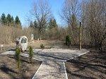 Дягильно, фамильное кладбище Янушкевичей