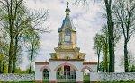 Дятловичи (Волков. р-н), церковь св. Николая, 1870-98 гг.