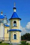 Дзержинск, церковь: колокольня, после 1990 г.