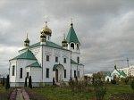 Фаниполь, церковь Вознесенская, после 1990 г.
