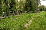 Гервяты, кладбище солдат 1-й мировой войны, 1915-18 гг.