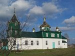 Глушкевичи, церковь Троицкая, 1995 г.