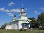 Гоцк, церковь св. Параскевы Пятницы (дерев.), 1840 г.?, 1990-е гг.