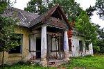 Головчицы (Пружан. р-н), усадьба:  усадебный дом, XIX в.