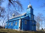 Гончары (Лидский р-н), церковь Покровская (дерев.), 1774 г.