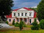 Городец (Шарков. р-н), усадьба:  усадебный дом, XVIII-XIX вв.