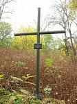 Городище (Баран. р-н), кладбище католическое: мемориальный крест участникам восстания 1863-64 гг.