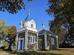 Городьки, церковь Покровская, 1866 г.