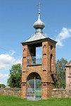 Грицевичи (Берест. р-н), церковь: брама-колокольня, XIX-1-я пол. XX вв.