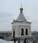 Гродно, кладбище православное:  часовня правосл., 1890 г.?