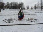 Гродно, кладбище военное: могилы солдат 1-й мировой войны, 1915-18 гг.