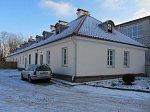 Гродно, дворец Валицкого:  флигель, между 1783-93 гг.