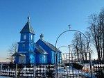 Груздово (Молод. р-н), церковь Ризоположения Пресвятой Богородицы (дерев.), 1871 г.