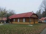 Гутка-Пасловская, усадьба: дом для слуг, XIX-1-я пол. XX вв.