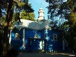 Хмелево, монастырь:   церковь Спасо-Преображенская (дерев.), 1771 г.?