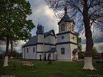Хотислав, церковь Спасо-Преображенская (дерев.), 1799 г…