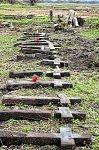 Интока, кладбище солдат 1-й мировой войны, 1915-18 гг.