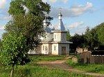 Ист, церковь св. Владимира, 1999 г.