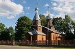Ижа, церковь св. Иосифа (дерев.), 1929 г., после 1990 г.