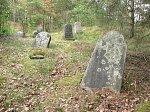 Камено (Вилей. р-н), кладбище татарское