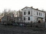 Каштановка, усадьба Дзеконских:  усадебный дом (руины), сер. XIX в.