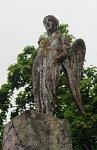 Клецк, кладбище христианское: надмогилье, XIX в.?