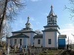 Клецк, церковь Покровская, 1876-79 гг.