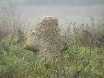 Кледневичи, каменный крест