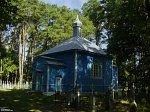 Колодное, церковь св. Дмитрия (дерев.), XIX в.