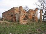 Корма, церковь св. Николая (руины), 1830-е гг.