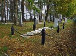 Коссово, могилы солдат 1-й мировой войны, 1915-18 гг.