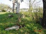 Козловщина (Дятлов. р-н), кладбище еврейское, XVIII в.