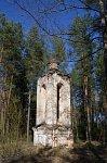 Красноозерская, часовня придорожная св. Иоанна Крестителя, кон. XVIII в.?