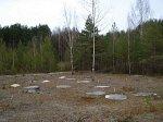 Красносельский, кремнедобывающие шахты (археол.)