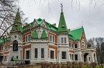 Красный Берег, усадьба:   дворец, 1890-93 гг.