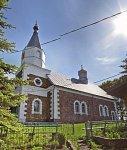 Крево, церковь св. Александра Невского, 1854 г…