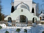 Кривичи, церковь Троицкая: брама и ограда